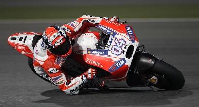 MotoGP, test Losail: squillo di Dovizioso, Rossi quinto