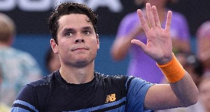 Atp Brisbane: Raonic batte Federer e trionfa
