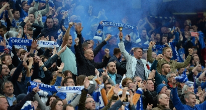 Leicester, AFP