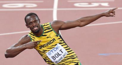 Usain Bolt, Foto LaPresse