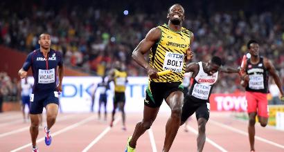 """Atletica, Bolt ai tifosi: """"Non vi deluderò"""""""