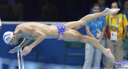 Phelps, Lapresse