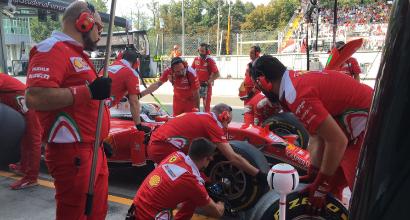 F1, Monza: Rosberg fa subito il tempone