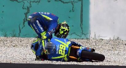 "MotoGP, Marquez: ""Sono contento, fatto un bel lavoro"""