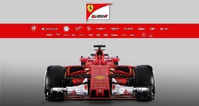 F1, la scheda tecnica della Ferrari SF70H