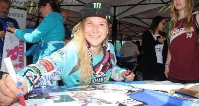 Motocross, Fontanesi a Valkenswaard in MX2
