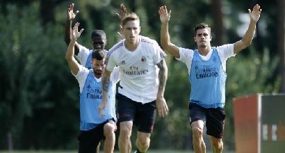 Milan-Betis, probabile formazione: titolari Bonucci e Biglia