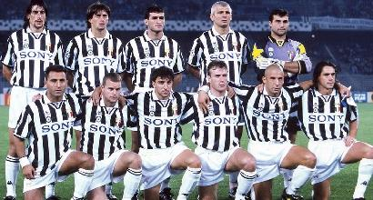 Champions, Juve 96 tra tridenti top