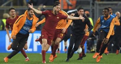 Roma, la semifinale di Champions vale almeno 80 milioni