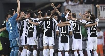 Ufficiale: Juve-Verona si gioca sabato 19 maggio alle 15