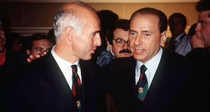 Milan, 30 anni fa il primo scudetto di Silvio Berlusconi