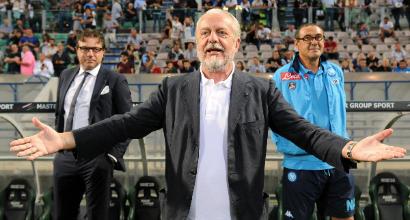 """Napoli, i tifosi vogliono la conferma di Sarri: """"Il sogno deve continuare"""""""