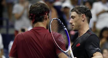 Roger Federer (Ansa)