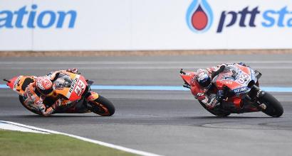 Lo show Marquez-Dovizioso e i rimpianti Ducati