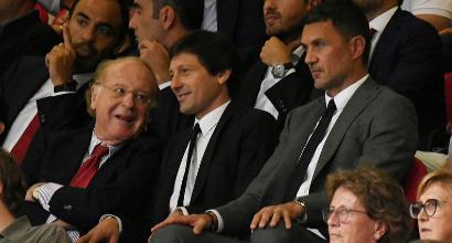 Milan, il 12 novembre confronto con la Uefa