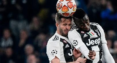 La Juve e la stagione nera di Pjanic: se non gira lui...