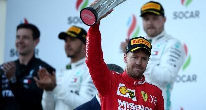 """F1, Vettel verso Barcellona: """"Speriamo sia la volta buona per vincere"""""""