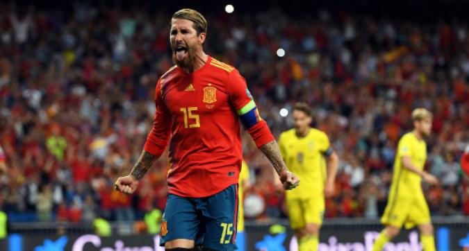Verso Euro 2020: Spagna-Svezia 3-0