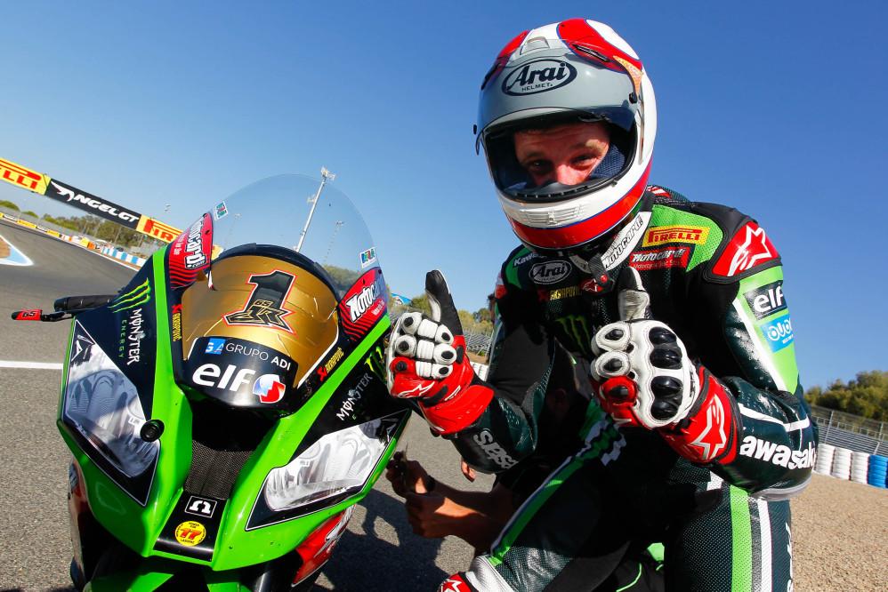 Superbike: Rea è campione del mondo,