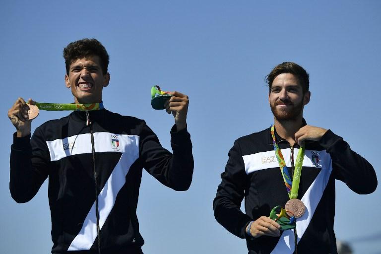 Canottaggio: emozione Italia, è bronzo