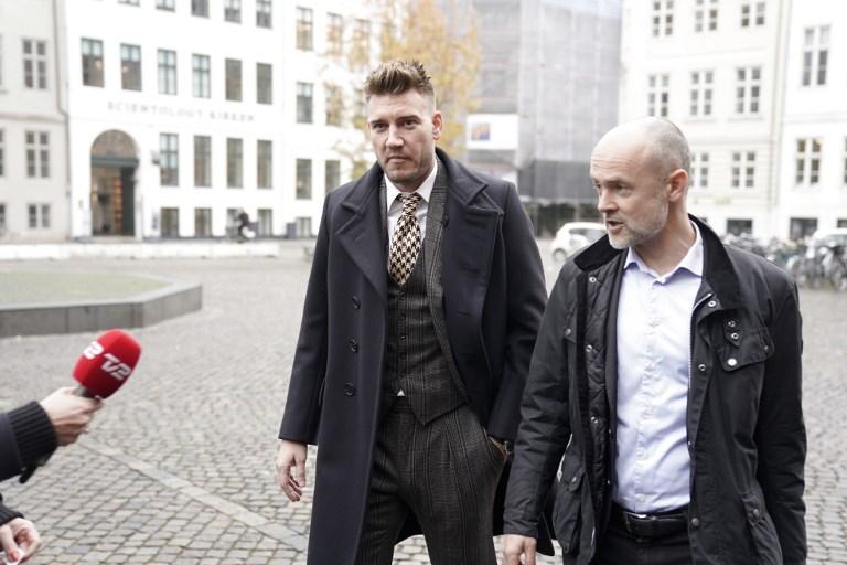 Aggressione a un tassista: l'ex Juventus Bendtner condannato a 50 giorni di prigione