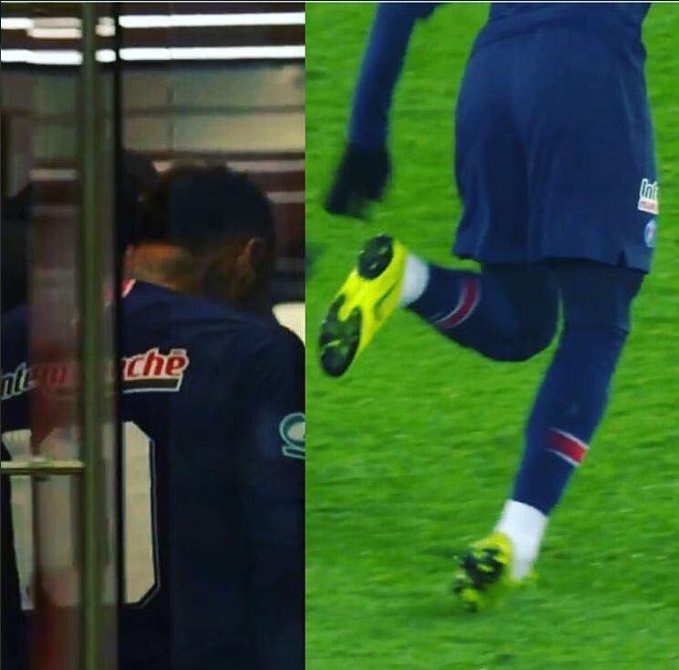 Psg, si ferma Neymar: lacrime e preoccupazione