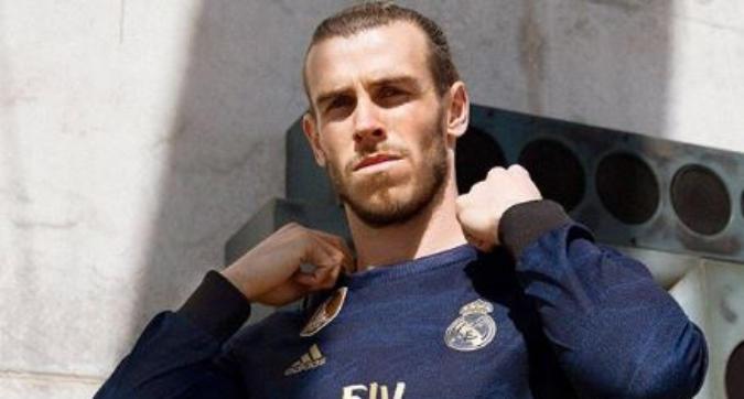 Real Madrid, ecco la seconda maglia