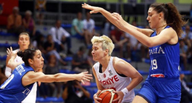 Eurobasket donne, impresa Italia: battuta la Turchia in volata