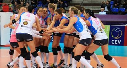 Volley, Champions donne: Piacenza eliminata