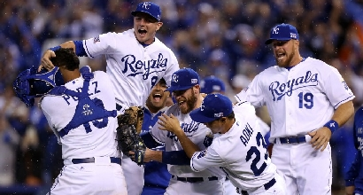 I Kansas City Royals (AFP)