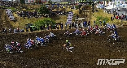 Motocross: in Germania Cairoli ancora eroico