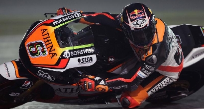 MotoGP, comincia l'avventura della coppia Aprilia-Bradl