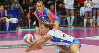 Volley, Champions donne: Novara perde e saluta
