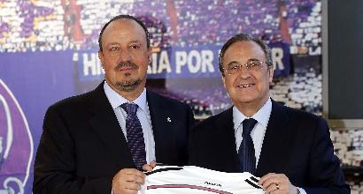 """Benitez attacca Florentino: """"Ecco perché il Barca vince di più"""""""