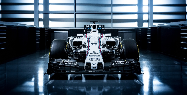 F1, presentata la nuova Williams