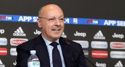 """Juve, Marotta: """"Il Real eserciterà il diritto di recompra per Morata"""""""