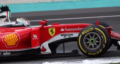"""F1 a Sepang, Vettel: """"Pensavo di lottare di più con le Red Bull"""""""