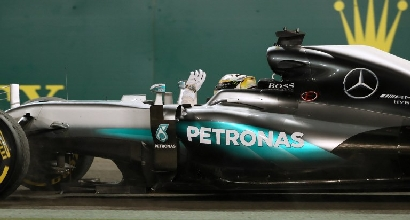 """F1, Hamilton: """"Non si può vincere sempre"""""""