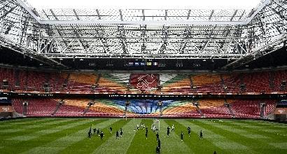 L'Ajax cambia il nome allo stadio: si chiamerà Johan Cruijff ArenA