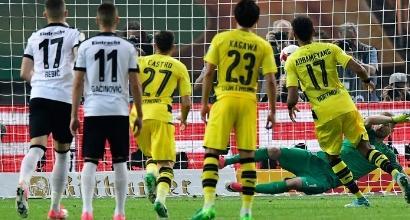 Coppa di Germania al Dortmund