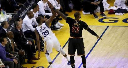 Nba Finals: Warriors imbattibili