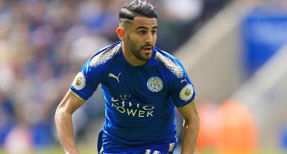 """Leicester, Mahrez: """"E' il momento giusto per andarmene"""""""