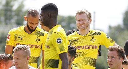 Borussia Dortmund, Dembelè è sparito: