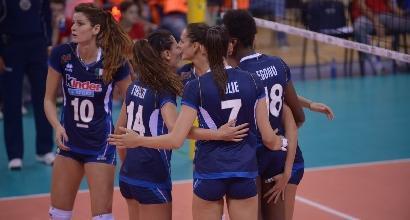 Europei di pallavolo: Italia agli ottavi, battuta 3-1 la Bielorussia