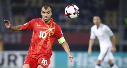 Macedonia, Pandev avvisa l'Italia