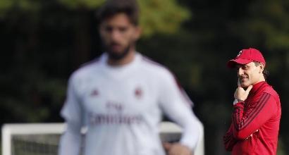 Dalla Svizzera: Milan, contatti con Petkovic per il post-Montella