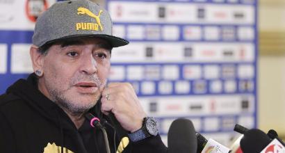 "Maradona: ""Triste il Mondiale senza Italia"". Dybala: ""Ho sofferto con voi"""