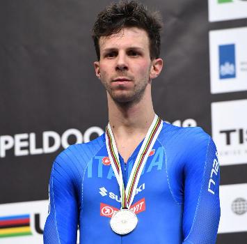 Ciclismo, Mondiali su pista: un argento e due bronzi per l'Italia