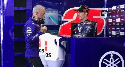 """MotoGP, Vinales: """"Da migliorare qualche dettaglio"""""""