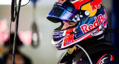 F1, Kvyat torna alla Toro Rosso